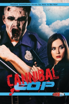 Poster Cannibal Cop