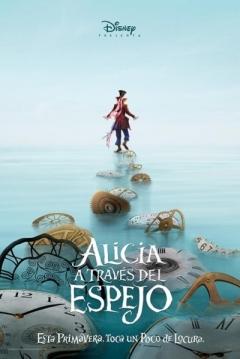 Poster Alicia a través del Espejo
