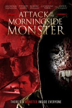 Poster Attack of the Morningside Monster