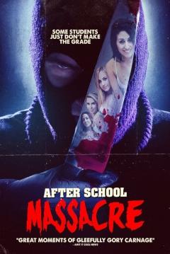 Poster After School Massacre
