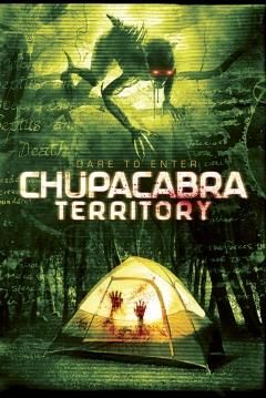 Poster Chupacabra Territory