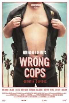 Poster Wrong Cops