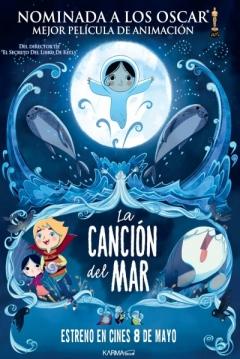 Poster La Canción del Mar