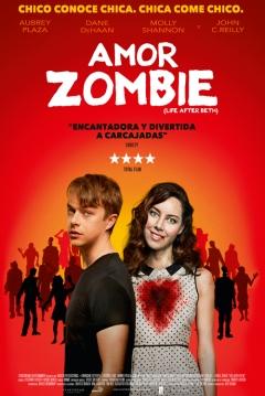 Poster Amor Zombie