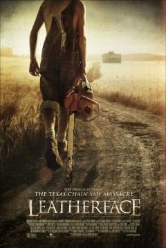 Poster Leatherface (La Matanza de Texas: Precuela)