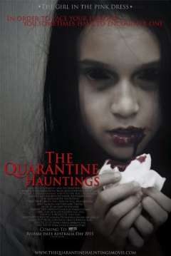 Poster The Quarantine Hauntings