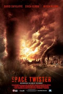 Poster Super Tormenta