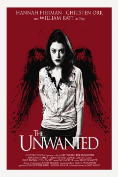 Poster The Unwanted