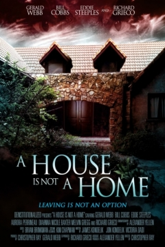 Poster A House Is not a Home