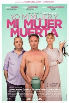 Poster Yo, Mi Mujer y Mi Mujer Muerta