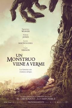 Poster Un Monstruo Viene a Verme