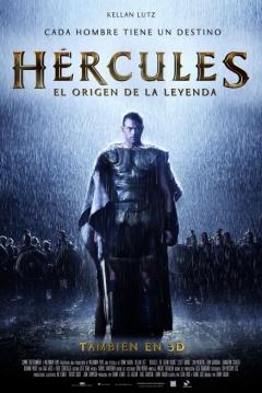Poster Hércules: El Origen de la Leyenda