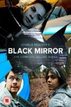 Poster Black Mirror: Vuelvo Enseguida