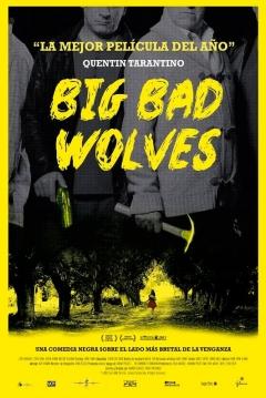 Poster Big Bad Wolves