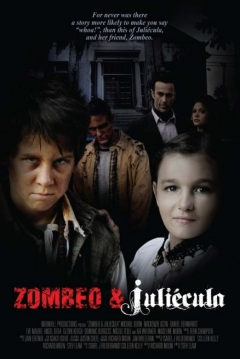 Poster Zombeo y Juliécula