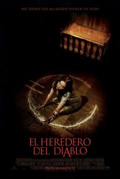 Poster El Heredero del Diablo