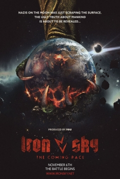 Ficha Iron Sky 2: The Coming Race