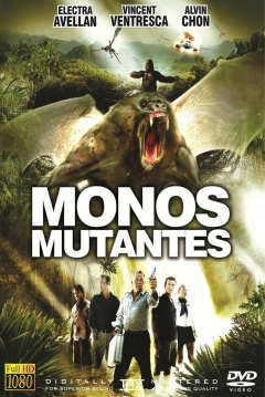 Poster Monos Mutantes