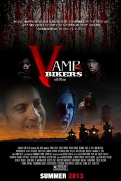 Poster Vamp Bikers