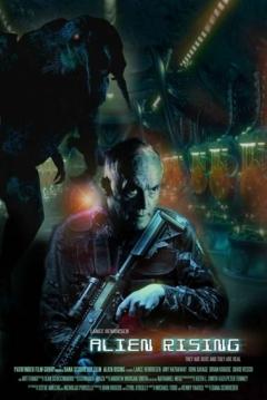 Poster Alien Rising