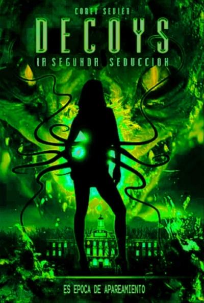 Poster Decoys 2: La Segunda Seducción