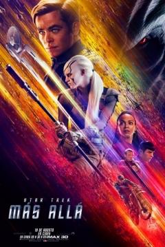 Poster Star Trek 3: Más allá