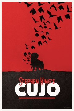 Poster Cujo (Remake)