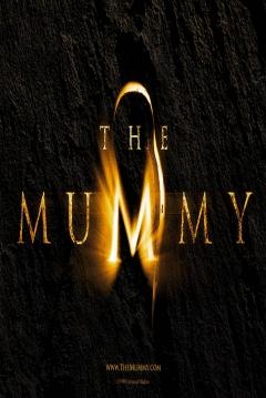 Poster La Momia 4