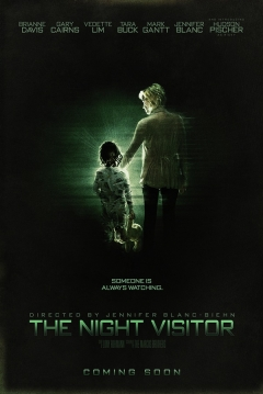 Poster The Night Visitor