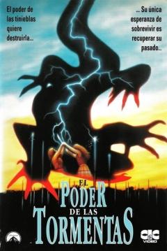 Poster El Poder de las Tormentas