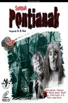 Poster Blood of Pontianak
