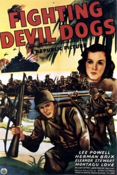 Poster The Fighting Devil Dogs