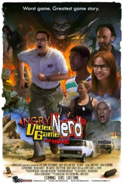 Poster Angry Video Game Nerd: The Movie