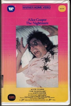 Poster Alice Cooper: The Nightmare
