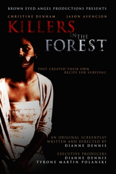 Poster Killers in the Forest