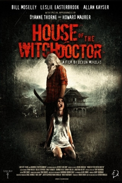 Poster House of the Witchdoctor