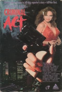 Poster Criminal Act