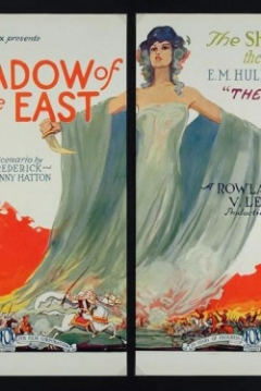 Poster The Shadow of the East