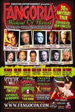 Poster Fangoria's Weekend of Horrors