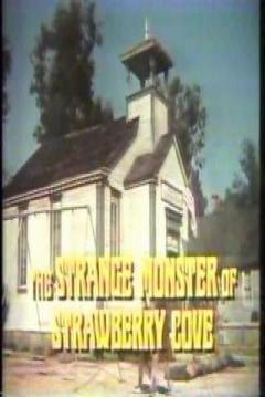 Poster The Strange Monster of Strawberry Cove