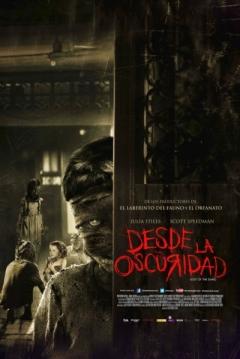 Poster Desde la Oscuridad