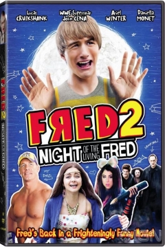 Poster Fred 2: Night of the Living Fred