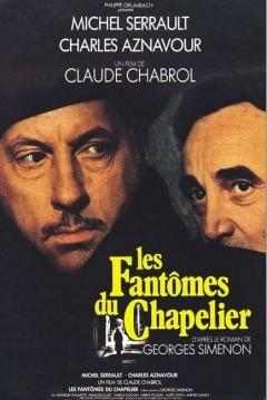 Poster Los Fantasmas del Chapelier