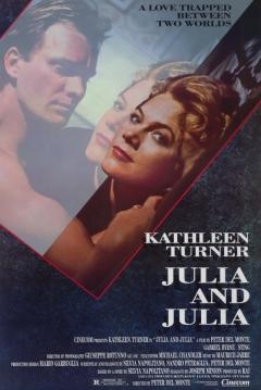 Poster Julia y Julia
