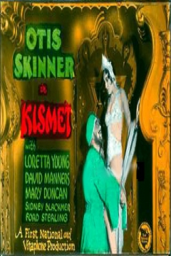 Poster Kismet