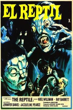 Poster El Reptil
