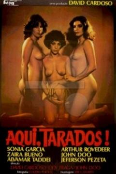 Poster Aqui, Tarados!