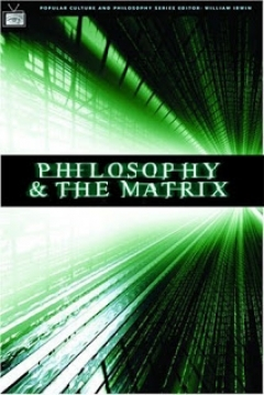 Poster Regreso a la Fuente: Filosofía y Matrix