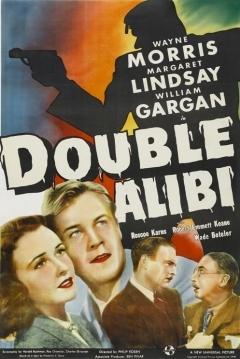 Poster Double Alibi
