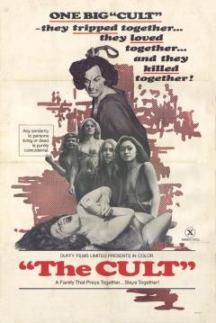Poster The Cult (The Manson Massacre)